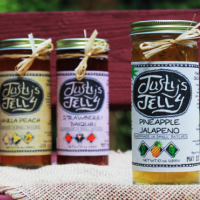 Justy's Jelly Flavors